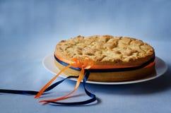 Italian Easter cake Stock Images