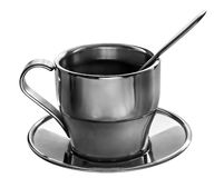 Italian espresso royalty free stock photo