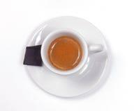 Italian espresso cup Royalty Free Stock Photo