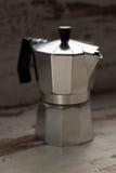 Italian espresso machine Stock Photo