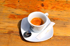 Italian espresso on Stock Images