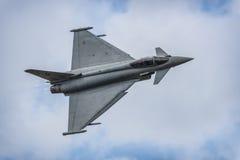 Italian Eurofighter Typhoon Royalty Free Stock Image