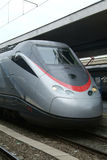 Italian Eurostar expresstrain Royalty Free Stock Photos