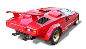 Italian Exotic Supercar- Isolated Royalty Free Stock Image