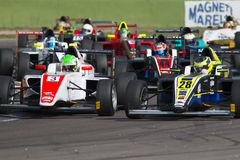 Italian F4 Championship Royalty Free Stock Photos