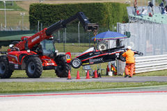 Italian F4 Championship Powered by Abarth Stock Photo