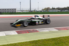Italian F4 Championship Powered by Abarth Stock Photo