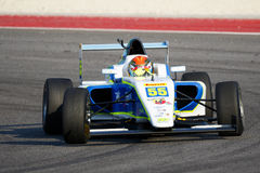 Italian F4 Championship Powered by Abarth Royalty Free Stock Photography