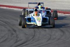 Italian F4 Championship Powered by Abarth Royalty Free Stock Photos