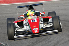 Italian F4 Championship Powered by Abarth Royalty Free Stock Image