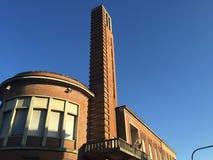 Italian fascist architecture Stock Image