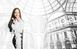 Italian Fashion Royalty Free Stock Photo