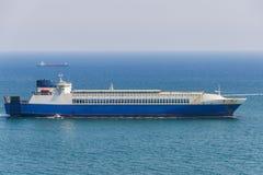 Italian ferryboat Royalty Free Stock Photo