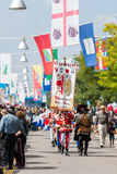 Italian festival Royalty Free Stock Photography