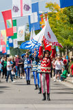 Italian festival Royalty Free Stock Image