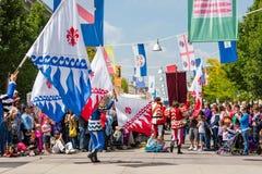 Italian festival Royalty Free Stock Photography