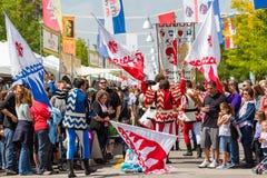 Italian festival Stock Photos