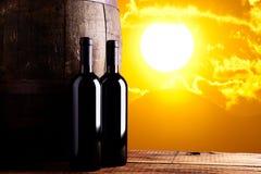 Italian fine wine Royalty Free Stock Photo