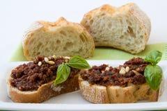 Italian Fingerfood Stock Photos
