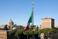 Italian Flag Stock Photos