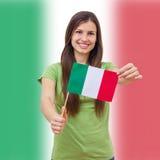 Italian Flag Stock Images
