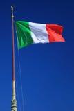 Italian flag Royalty Free Stock Image