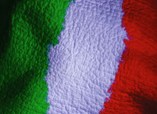 Italian flag. Italian flag imagine for background royalty free stock photos
