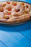 Italian Flat Bread Royalty Free Stock Photos