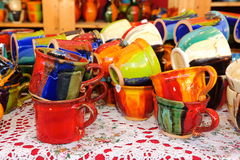 Italian florentine handicraft Royalty Free Stock Photo