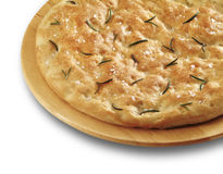 Italian focaccia Stock Photos