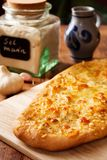 Italian Focaccia Royalty Free Stock Images