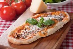 Italian foccacia bread Stock Image