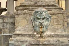 Italian fontain Stock Photography
