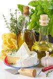 Italian food. Royalty Free Stock Photography