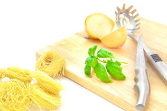 Italian food Royalty Free Stock Images