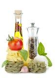 Italian food Stock Image