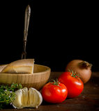 Italian food Stock Photography