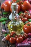 Italian food ingredients Royalty Free Stock Photo