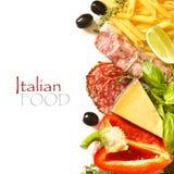 Italian food. Royalty Free Stock Photos