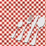 Italian Food Menu Card Stock Photos
