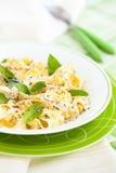 Italian food. Pasta. Stock Photography