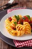 Italian food. Pasta. Royalty Free Stock Photography