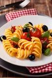 Italian food. Pasta. Royalty Free Stock Image
