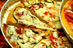 Italian food: pizza