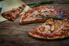 Italian food pizza Stock Photo