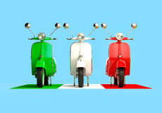 Italian formation Royalty Free Stock Photography