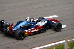 Italian Formula 2 Championship Dallara 2015 at Monza Stock Photos