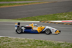 Italian Formula 2 Championship Dallara 2015 at Monza Stock Images
