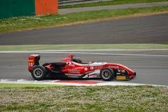 Italian Formula 2 Championship Dallara 2015 at Monza Royalty Free Stock Photos