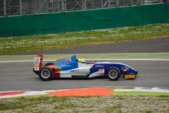 Italian Formula 2 Championship Dallara 2015 at Monza Stock Photo